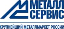 Логотип компании Металлсервис-Москва