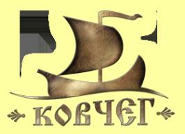 Логотип компании Ковчег