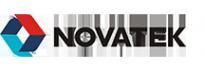 Логотип компании Novatek