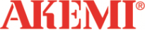 Логотип компании Акеми