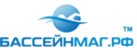 Логотип компании Бассейнмаг.рф