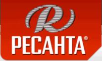 Логотип компании Ресанта