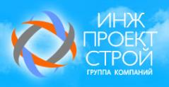 Логотип компании ИнжПроектСтрой