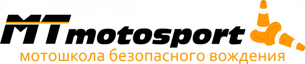 Логотип компании MTmotosport
