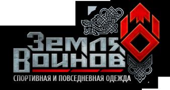 Логотип компании Земля Воинов