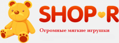 Логотип компании SHOP-R