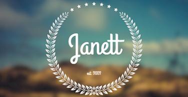 Логотип компании Жанетт