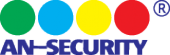 Логотип компании АН-Секьюрити
