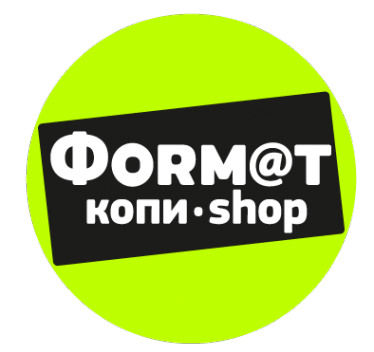 Логотип компании Формат