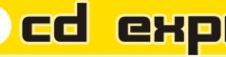 Логотип компании CD-Express