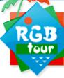 Логотип компании RGB Tour