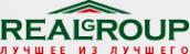 Логотип компании Real Group