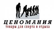 Логотип компании Ценомания