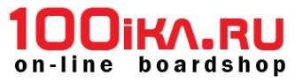 Логотип компании 100ika.ru
