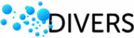 Логотип компании DIVERS