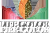 Логотип компании Life color