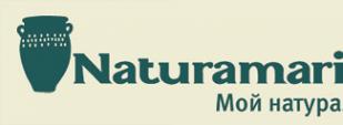 Логотип компании Naturamarin