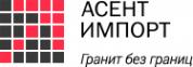 Логотип компании Асент-Импорт