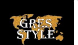 Логотип компании GRESSTYLE