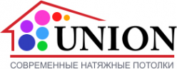 Логотип компании Union-Potolki