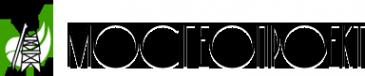 Логотип компании МОСГЕОПРОЕКТ