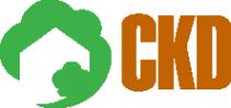Логотип компании CKD