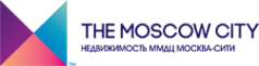 Логотип компании The Moscow City