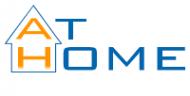 Логотип компании At Home