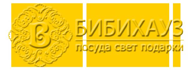 Логотип компании Бибихауз