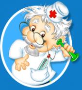 Логотип компании Добрый Айболит