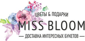 Логотип компании MISS BLOOM