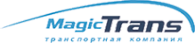 Логотип компании Мейджик транс