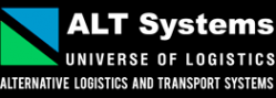Логотип компании Альт Логистик