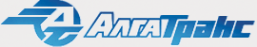 Логотип компании АлгаТранс