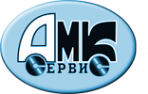 Логотип компании AMK-Сервис