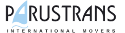 Логотип компании Парустранс