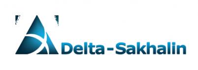 Логотип компании Дельта-Сахалин