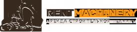 Логотип компании Рентмашинери