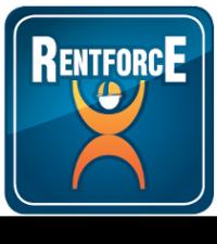Логотип компании Рентфорс