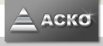 Логотип компании АСКО