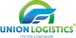 Логотип компании Юнион Логистик