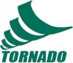Логотип компании ТорнадоЛого