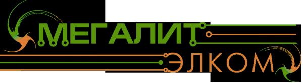 Логотип компании Мегалит Элком