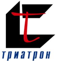 Логотип компании Триатрон