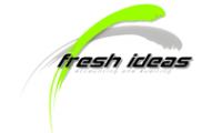 Логотип компании Фрэш Айдиас