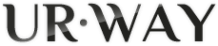 Логотип компании UR-WAY