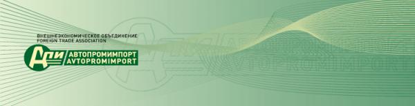 Логотип компании Автопромимпорт