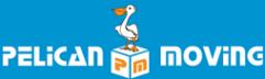 Логотип компании Пеликан Mувинг