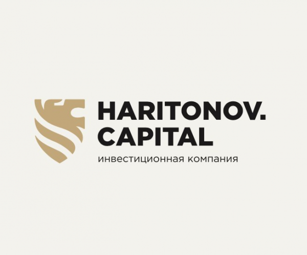 Логотип компании HARITONOV.CAPITAL