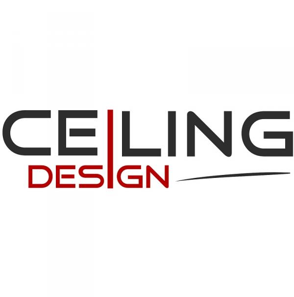 """Логотип компании Натяжные потолки """"Силинг Дизайн"""""""